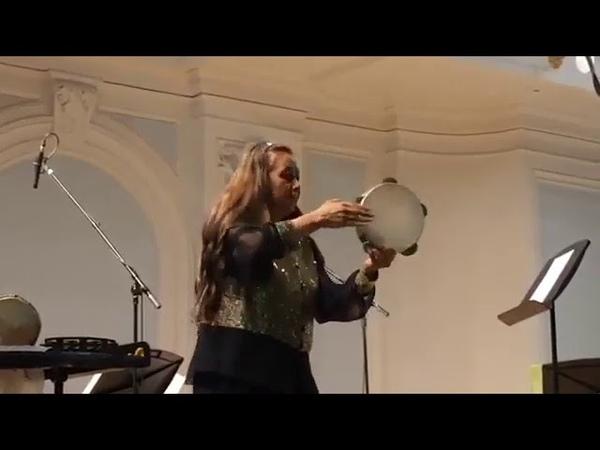 Габриэла Хименес Соло для бубна