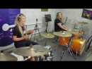 Placebo Bright Lights Drum cover