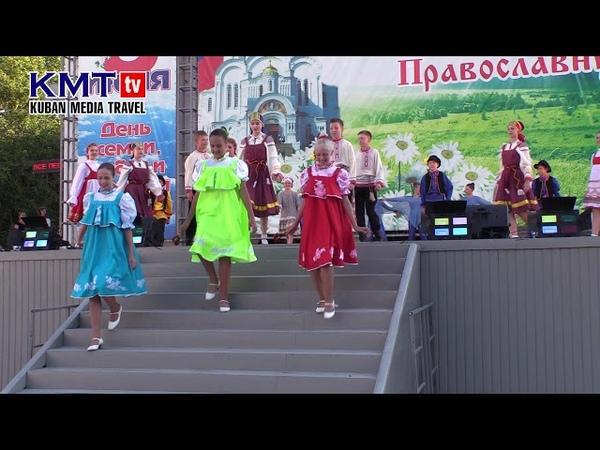 Детские коллективы из республики Коми