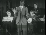 Boxer, Panama Al Brown, Leads The Jazz Band (1930)