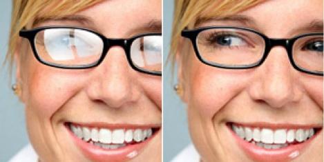 Покрытия очковых линз делают ношение очков очень комфортным и продлевают срок службы.