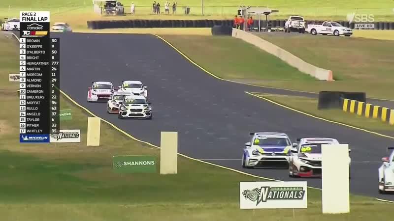 TCR Australia 2019 - Round1 - Sydney Race2 ENG