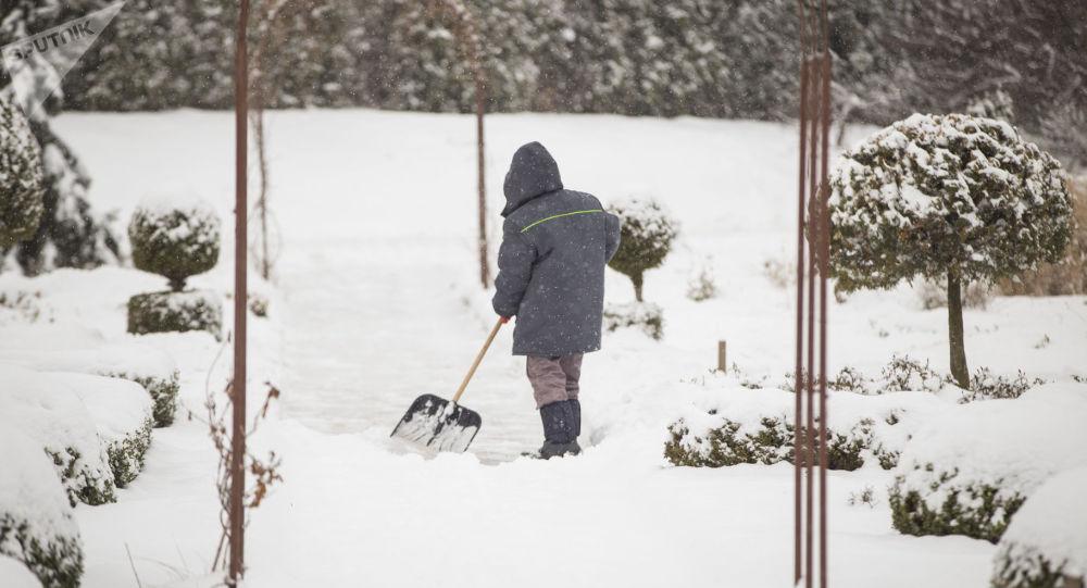 Довольны ли Вы уборкой снега