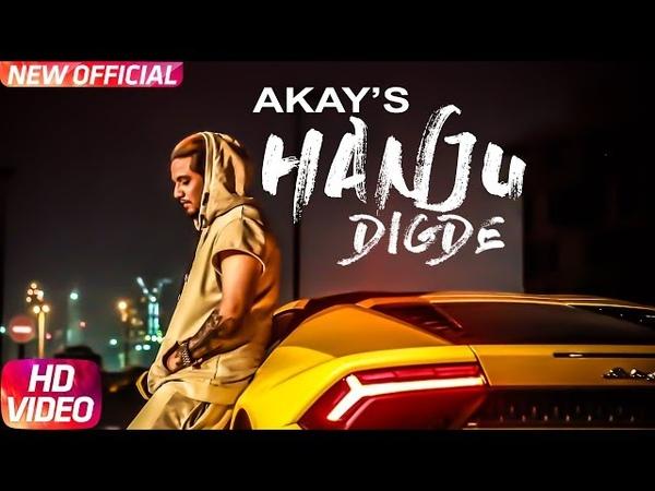 Hanju Digde (Full Video)   A Kay ft Saanvi Dhiman   Western Penduz   Latest Punjabi Song 2018