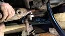 сайлентблоки задней балки на Renault Laguna 2