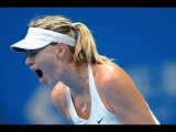 2014 Beijing 1/4 Maria Sharapova vs Svetlana Kuznetsova Amazing Point