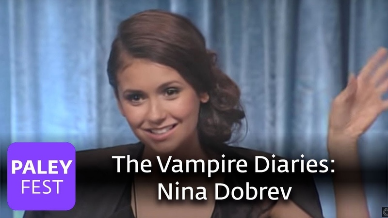The Vampire Diaries - Nina Dobrev Wants Out of the Love Triangle