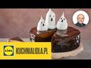 HALLOWEENOWY TORT CZEKOLADOWY 👻 Paweł Małecki Kuchnia Lidla