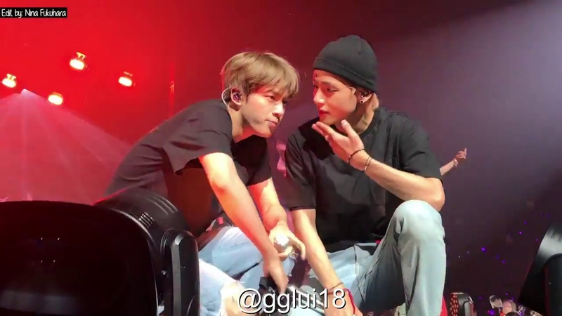 HD Compilations Taejin So What Pt. 2 Newark - Paris BTS Love Yourself World Tour