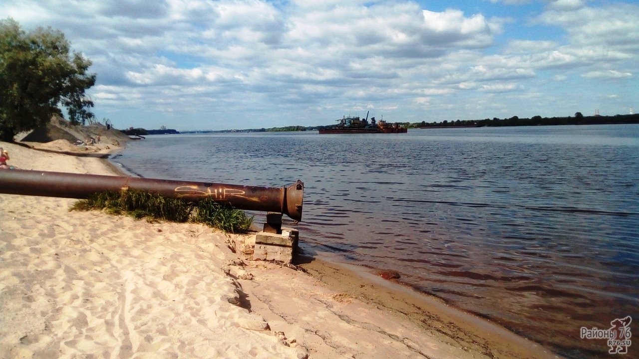 В Ярославле запретили купание в Волге и Которосли