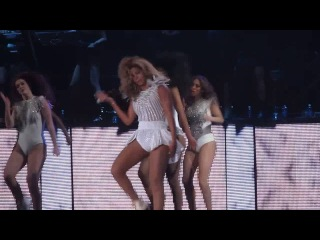Beyonce Live End Of time in Charlotte ( The Mrs.Carter Show World Tour)