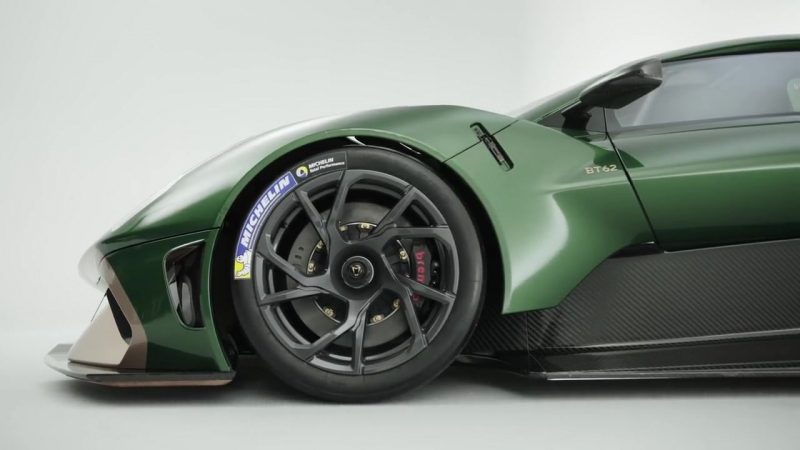 The Engineering Behind The 700HP Brabham BT62 - Carfection