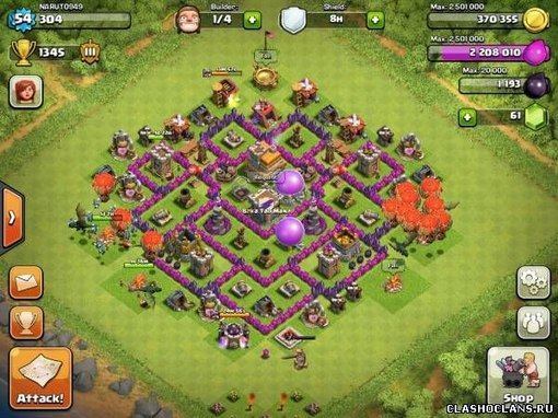 Clash of clans relax vk