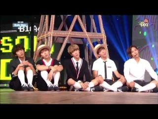[PERF]140727 B1A4 - SOLODAY on SBS Inkigayo