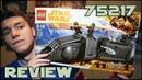 Lego Star Wars 75217 Imperial Conveyex Transport Review Обзор ЛЕГО Звёздные Войны Имперский Конвой