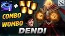 Dendi Invoker [COMBO WOMBO] Highlights Dota 2