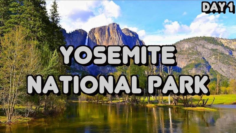 ОС 140 / Йосемитский национальный парк, Калифорния, США / Yosemite National Park,California,USA1