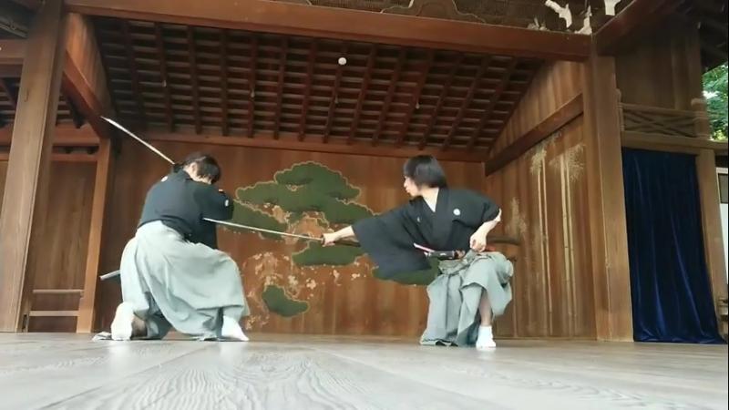 Koryu-Tenshin ryu Hyoho 天心流兵法