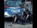 Polizisten in Berlin angegriffen ein Polizist schwer verletzt 4 Festnahmen Erzengel Gabriel