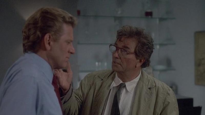 49. Коломбо [S08e04] - Большие манёвры 1989