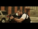 Den of Thieves 2018 Final Gun Fight with police Movie Cube
