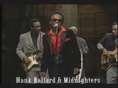 Hank Ballard Midnighters Work With Me Annie