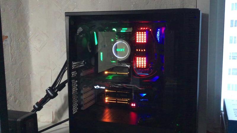 I7-8700k/Gigabyte Aorus z370 Gaming 7/Corsair Vengeance RGB 32GB DDR4 3000mhz c15