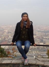 Рисунок профиля (Вика Высоцкая)
