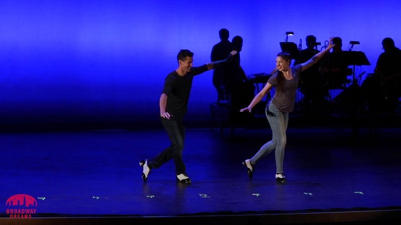 Incredible Tap Duet feat. (Luke Hawkins Abigail Cowan) - Broadway Dreams Philadelphia