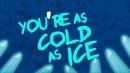 Netsky David Guetta - Ice Cold (Lyric Video)