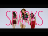 1Million dance studio Sparks - Hilary Duff / May J Lee Choreography