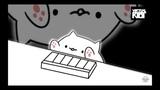 Bongo cat dubstep version