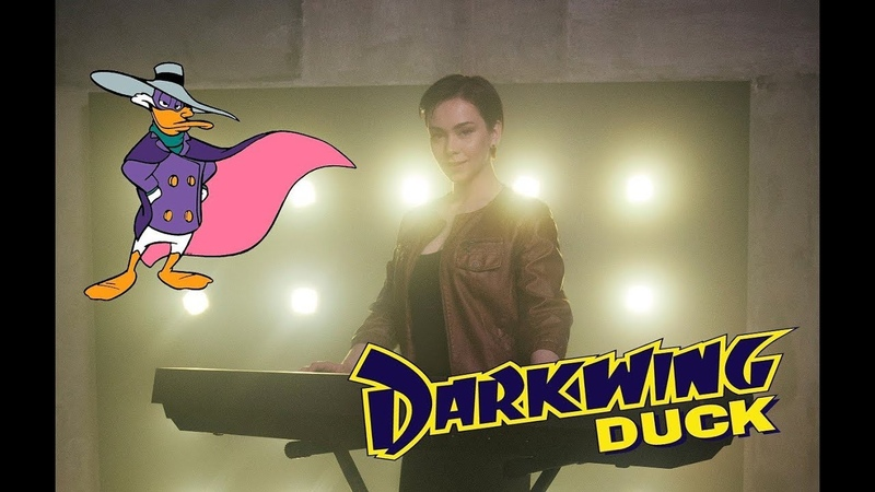Darkwing Duck / Черный плащ Daria ROYAL' s pianocover