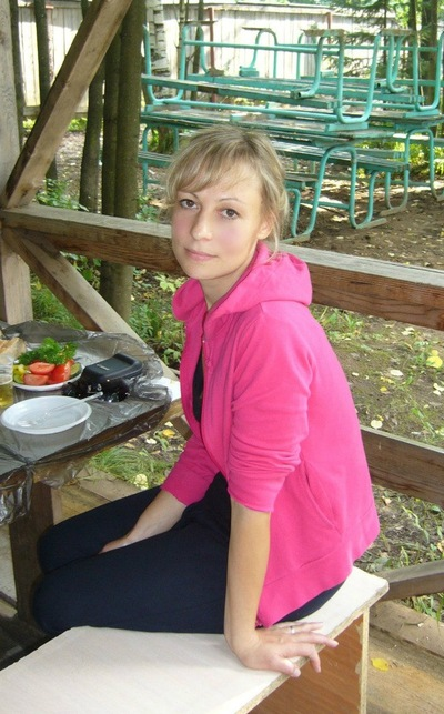 Ксения Кудрина, 28 мая , Ижевск, id170595195