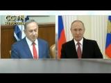 Премьер-министр Израиля Биньямин Нетаньяху 9 мая проведет переговоры с президентом России Владимиром Путиным в Москве