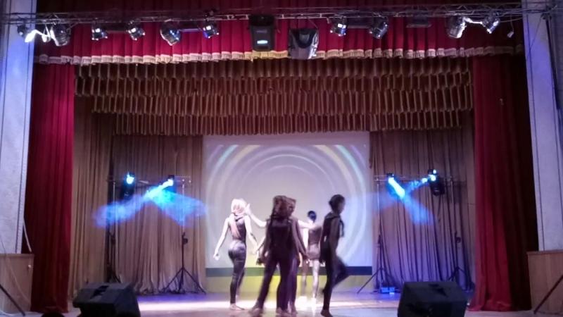 Танцювальний ансамбль