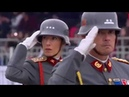 CHILES 2018 Military Parade Wehrmacht Parade Prussian Style