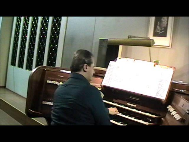 Marco Lo Muscio Plays Thomas Åberg in Moscow Fantasy in a minor