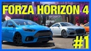 Forza Horizon 4 Let's Play Welcome To Britain Part 1 FULL GAME