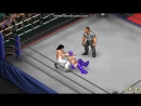 Johnny Bryant vs. Blood Anglel - EW Championship Match; if Johnny lose, he is leaves EW