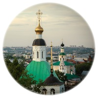 Логотип Православная молодежь города Владимира и области