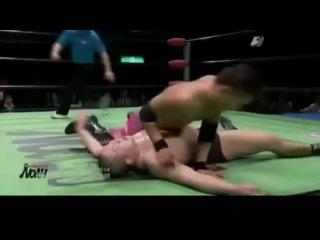 FWC Atsushi Kotoge vs. Mitsuhiro Kiyamiya (03/05/14)