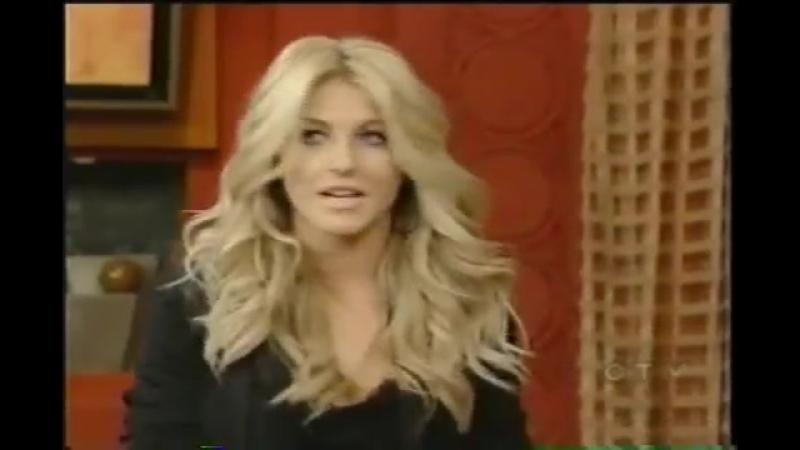 Ток-шоу «В прямом эфире с Келли и Регисом» (2011 / Нью-Йорк, США)
