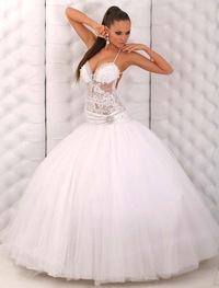25a21947290e4b6 Свадебные платья 2014 года. | ВКонтакте