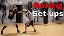Boxing Set ups | Mid to Long Range Tactics