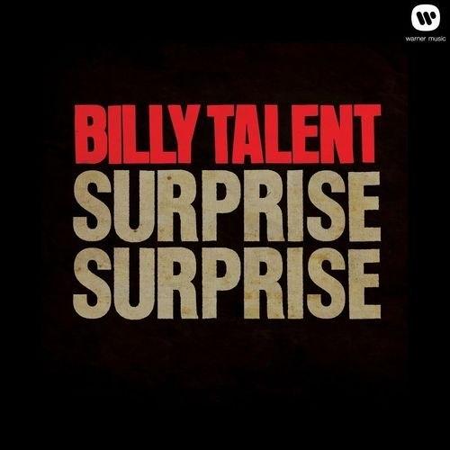 Billy Talent - Surprise Surprise (Single) (2012)