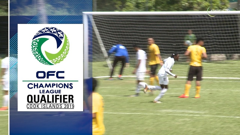 2019 OFC CHAMPIONS LEAGUE QUALIFIER | HIGHLIGHTS | Kiwi FC vs Pago Youth