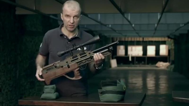 Russian Airgun TV. Пневматическая винтовка Evanix Max Automatic 5,5. Обзор любит
