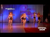Crystal Show 8-06-2013 Profy Go-Go group - Go Go Vlada KoshaExergy dance team