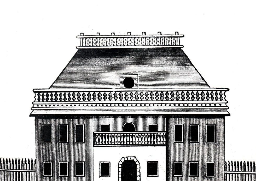 Дворец Петра I в Петрозаводске